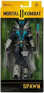 "McFarlane Toys Spawn Lord Covenant Action Figure 7"" Mortal Kombat"