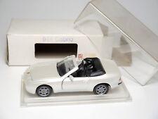 Porsche 944 Cabriolet convertible perlmutt white pearl effect NZG 323 1:43 boxed