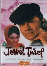 JEWEL THIEF - BOLLYWOOD DVD - Dev Anand, Ashok Kumar, Vyjayanthimala