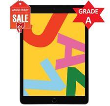 Apple iPad 7th Gen. 32GB, Wi-Fi + 4G (Unlocked), 10.2 in - Space Gray - GRADE A