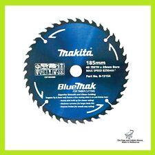 Makita 185mm BlueMak Circular Saw Blade