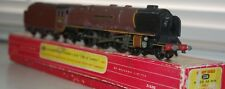 HORNBY 00 GAUGE DUBLO CITY OF LONDON LOCOMOTIVE 4-6-2 IN LMS WITH ORIGINAL BOX