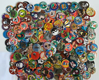 500 choice pogs/milk caps with 6 slammers from the Pacific Milk Caps collection