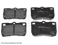 Lexus IS200d IS220d Diesel IS250 Petrol 05-14 Set of Rear Brake Pads