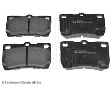 Lexus IS200d IS220d Diesel IS250 Petrol 05-14 Set of Rear Brake Pads