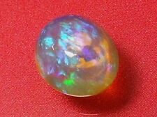 Bright Sparking Gorgeous Colour Pattern Natural Solid Clear Crystal opal 2.3 ctw