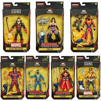 FREE SHIPPING! Marvel Legends Deadpool Wave 3 Strong Guy BAF SET of 7 Fig Hasbro