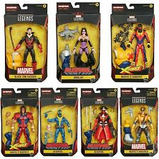 Marvel Legends Deadpool Wave 3 Strong Guy BAF SET of 7 Figures by Hasbro