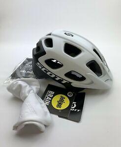 Scott Vivo Plus MIPS Matte White Size Medium MTB Cycling Helmet New