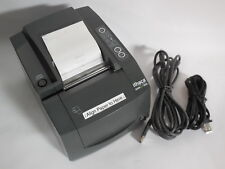 TransAct Ithaca BANKjet 1500 Inkjet Printer PJ1500-2-USB-BJ
