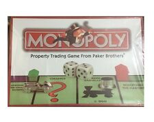 Monopoly Limited Edition Property Trading Board Game From Paker Brothers New