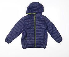 Pandemonium Boys Blue   Anorak Jacket Size 7-8 Years