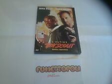 L'ULTIMO BOYSCOUT DVD 1^ ediz. WARNER Snapper B.WILLIS D.WAYANS Fuori Cat. RARO