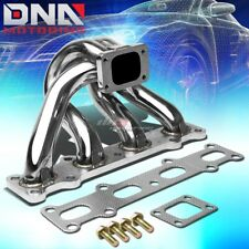 FOR MIATA/MX5 NA BP 1.8L T25/T28 PERFORMANCE TURBO CHARGER MANIFOLD EXHAUST KIT