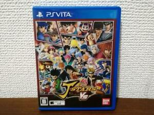 USED PSV J Stars Victory VS PS Vita JAPAN Import PlayStation Vita