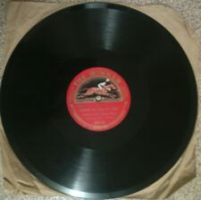 Foden's Prize Brass Band Fierce Raged The Tempest/Near My God To Thee 78rpm Rec
