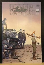 PETER PANZERFAUST #15 (2013) GEOFF DARROW GHOST VARIANT IMAGE COMICS