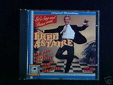 CD Fred Astaire-Let 's sing and dance, Movie themes