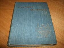 JOHN WARD-PYRAMIDS & PROGRESS-SIGNED-1ST-1900-HB-G-EYRE & SPOTTSWOOD-RARE