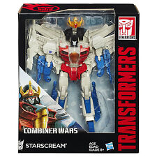 Transformers Generazioni Combinatore GUERRE Leader Class STARSCREAM (B2444)