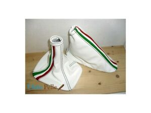 Alfa Romeo 147 Headphones Change and Brake White - Tri-Color
