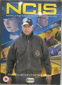 NCIS - Season 13,  DVD 6 Disc Boxset Very Good Condition