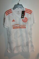 Atlanta United FC Adidas Women's Jersey size small NWT