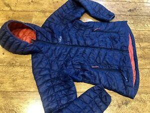 RAB microlight alpine jacket womens 14
