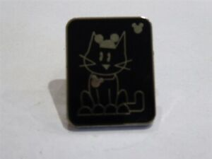 Disney Trading Pins 64832 WDW - Hidden Mickey Pin Series III - Cat With Mouse Ea