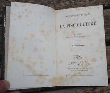 Instructions Pratiques sur La Pisciculture par M.COSTE 1856