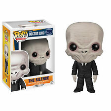FUNKO POP TELEVISION DOCTOR WHO #299 THE SILENCE~RARE RETIRED VINYL FIGURE 🌈