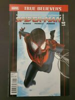 Marvel Comics True Believers Miles Morales: The Ultimate Spider-Man #1 - 2015