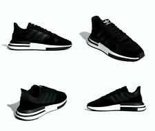 16053fbcd Adidas ZX 500 RM Retro Shoes Core Black   White Mens Size 7 NIB B42227
