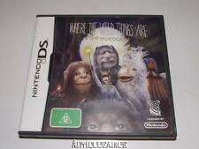 Where the Wild Things Are The Videogame Nintendo DS 3DS Game *Complete*