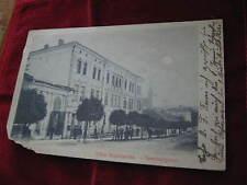 TARNOW Ulica Seminarska Pilsudskiego - OLMUTZ, MORAVIA, Austria Hungary 1900 #39