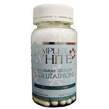 L - Glutathione Capsules Complex White
