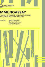 Immunoassay: A survey of patents, patent applications and other literature 1980-