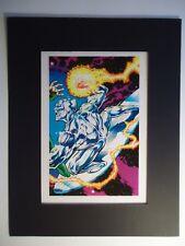 MARVEL DC GREEN LANTERN SILVER SURFER UNHOLY ALLIANCES # nn Pg 41 PRODUCTION ART