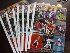 Lot of 7 Uncut Sheets 2005 SI Kids Cards with Rafael Nadal Rookies LOOK
