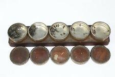CLOCK SCREWS and SPRINGS for VINTAGE ALARM CLOCKS - BV177