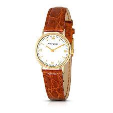 Orologio Philip watch velvet donna quartz R8051180515 PELLE watch gold ORO 18KT