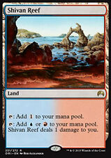MTG SHIVAN REEF FOIL - BARRIERA DI SHIV - ORI - MAGIC