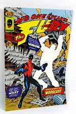 1963 Buch #2 niemand entgeht der Wut weckt Warbeast Alan Moore Image Comics F +