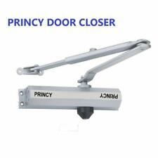 Hydraulic Door Closer Aluminum Extruded 80 Kg Silver Finish with free shipping