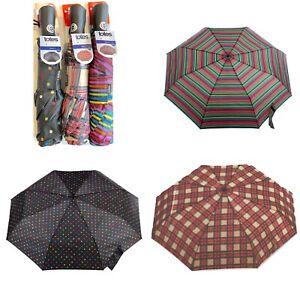 TOTES 55in Auto Open Golf Umbrella NeverWet Sun UPF 50+ NEW Choose MULTICOLOR
