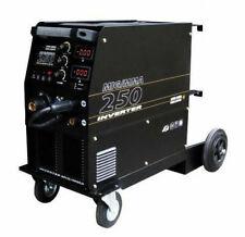 Uni-Mig 250 Wheel-mount Inverter Welding Machine - KUMJR250KSG