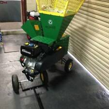 Chipper Shredder 13HP Belt Driven Clutch Protection TWM MILLERS FALLS NEW