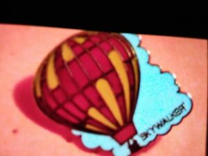 """Skywalker Hot Air Balloon Pin, """"No additional charge on S/H"""""""