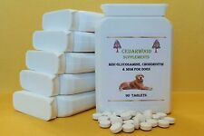 DOGS X 90: Glucosamine,Chondroitin,MSM: Pain & Stiff Joints More Happier, Mobile