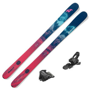 2021 Nordica Santa Ana 93 Women's Skis w/ Tyrolia Attack2 11 GW Bindings |  | 0A